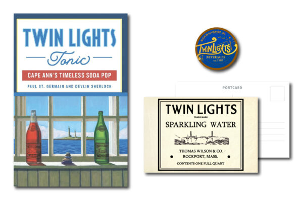 Twin Lights Tonic - Limited Edition Release Set